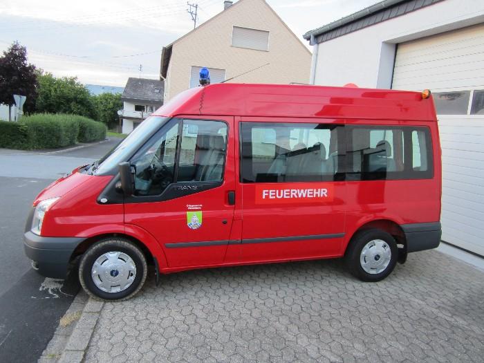 Feuerwehrkleinbus