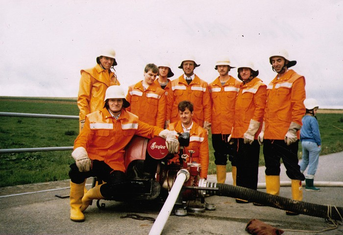 Freiwillige Feuerwehr 1986