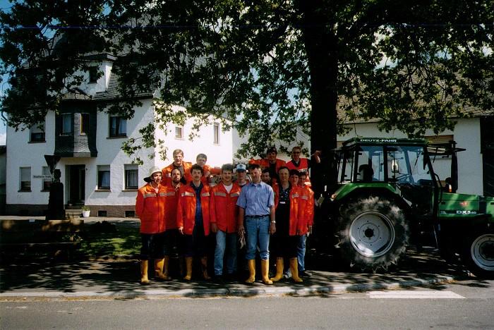 Freiwillige Feuerwehr 1998