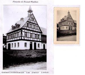 Gemeindehaus 1950