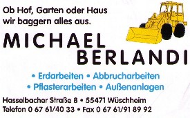 Berlandi, Michael