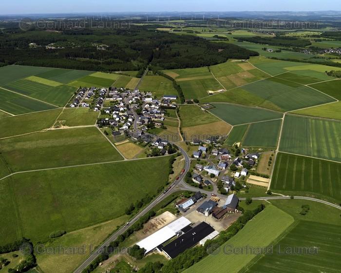 Luftbild Wüschheim