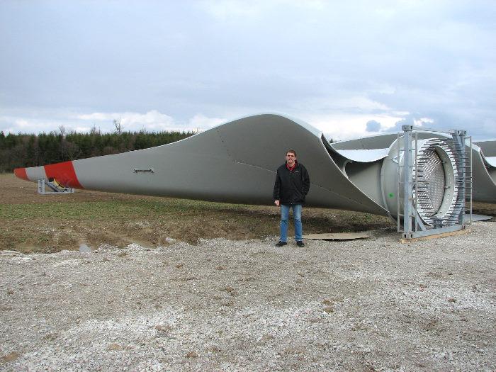 Windkraft in der Gemeinde Wüschheim