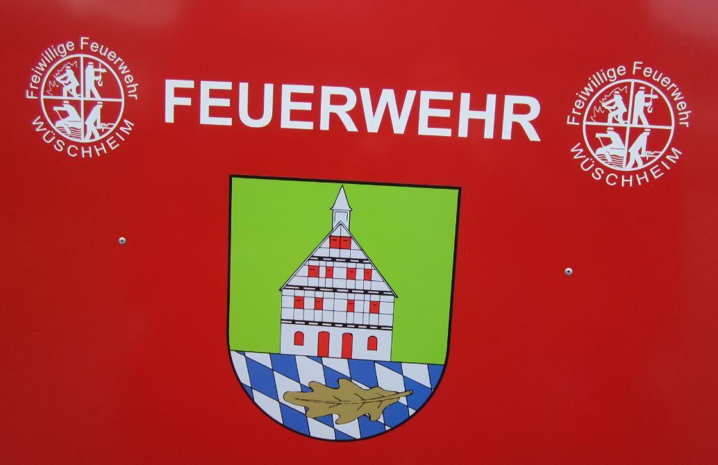 Feuerwehr Wüschheim Logo