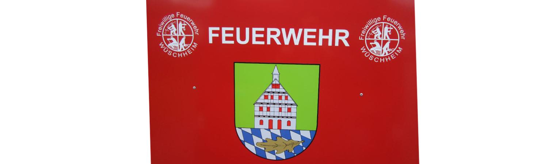 Einladung Übung Feuerwehr