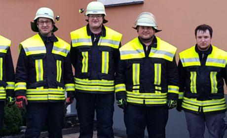 Feuerwehr wieder gefordert